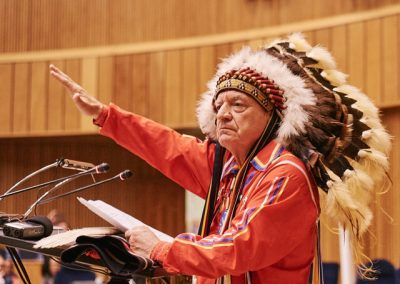 African-Union--Indigenous-American-speeh