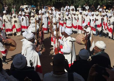 Welcome-Ceremony-at-Lalibela