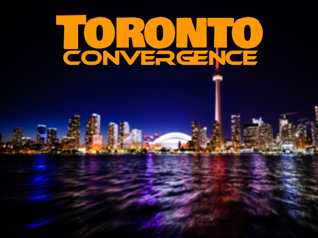 Toronto Convergence Event Registration