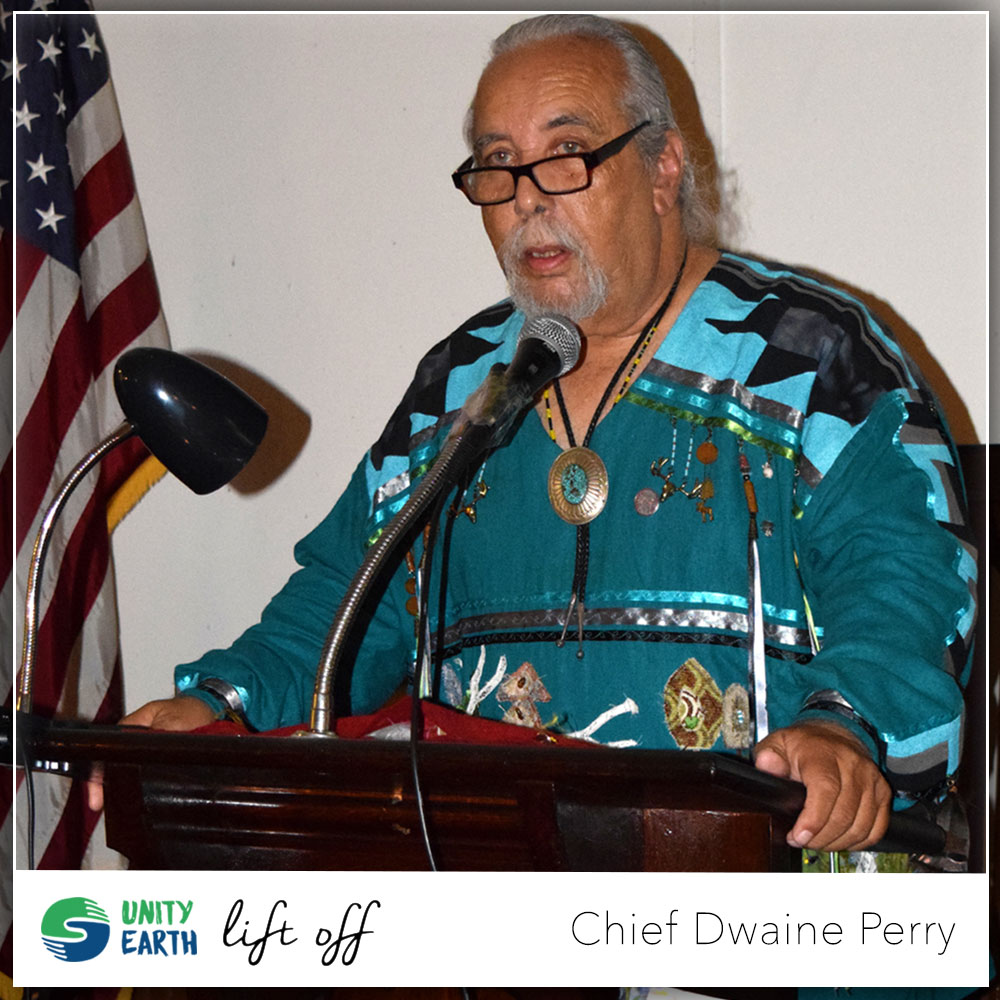Chief-Dwaine-Perry-UNITY-EARTH-LIFT-OFF